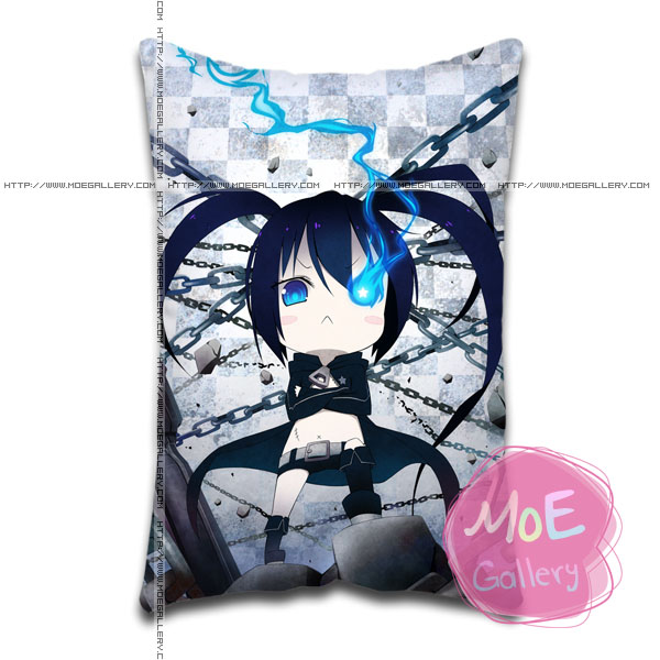 Black Rock Shooter Black Rock Shooter Standard Pillows Covers F