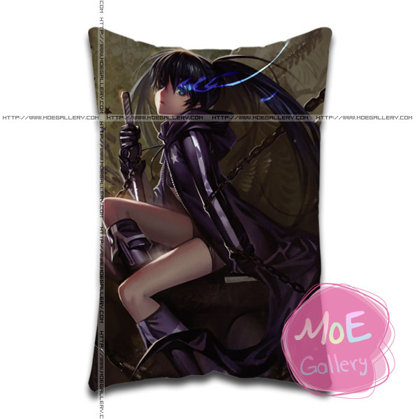 Black Rock Shooter Black Rock Shooter Standard Pillows Covers G