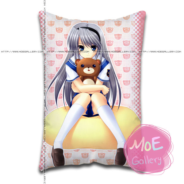 Clannad Tomoyo Sakagami Standard Pillows Covers