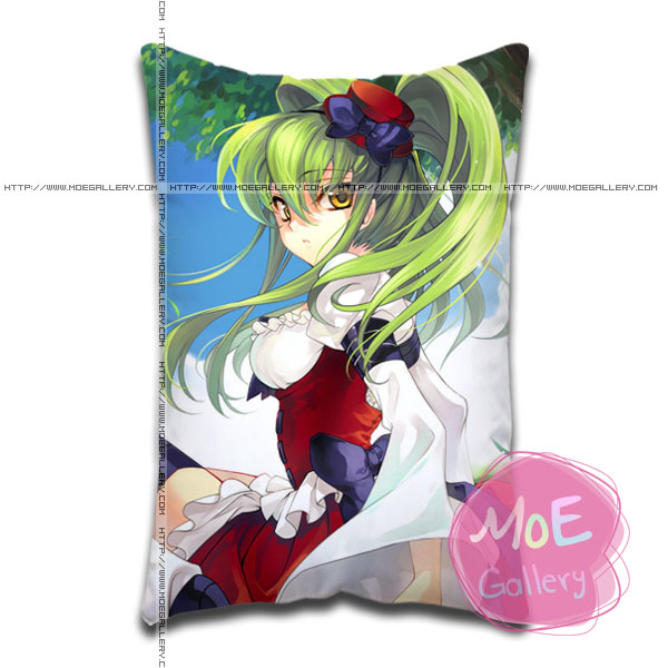 Code Geass C C Standard Pillows Covers D