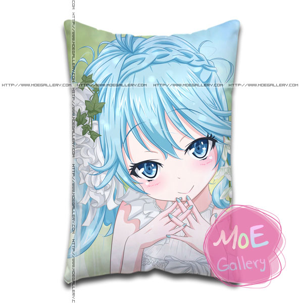 Denpa Onna To Seishun Otoko Erio Towa Standard Pillows Covers E