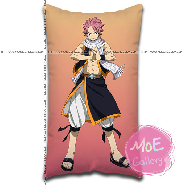 Fairy Tail Natsu Dragneel Standard Pillows Covers Style A