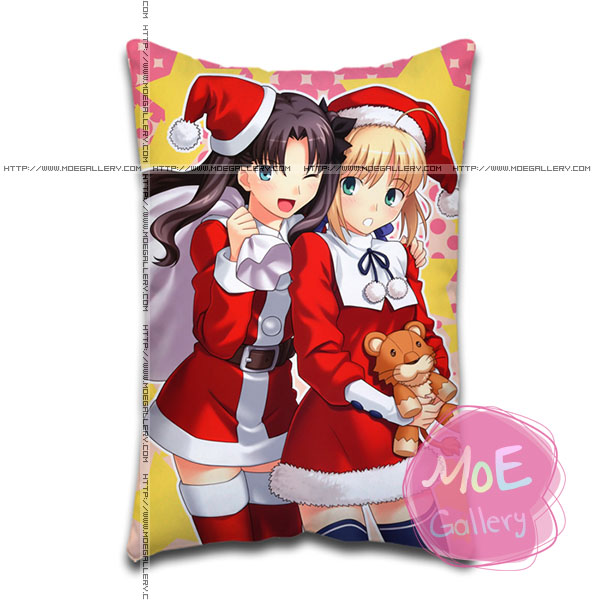 Fate Stay Night Rin Tosaka Standard Pillows Covers B