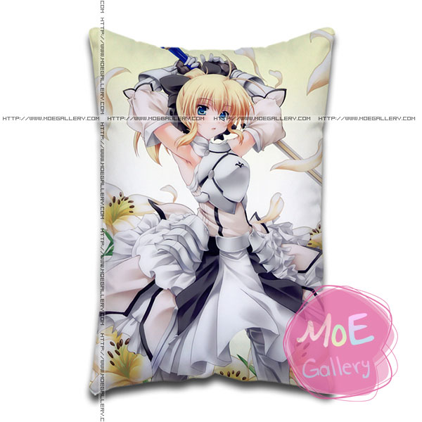 Fate Stay Night Saber Standard Pillows Covers A