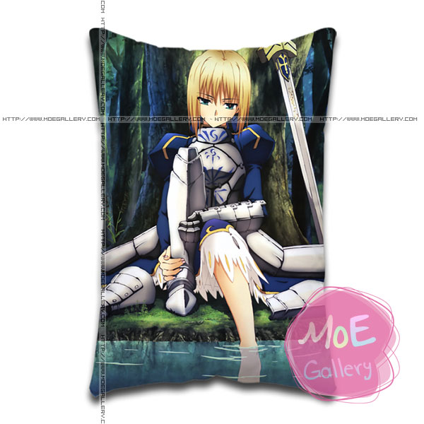 Fate Stay Night Saber Standard Pillows Covers K