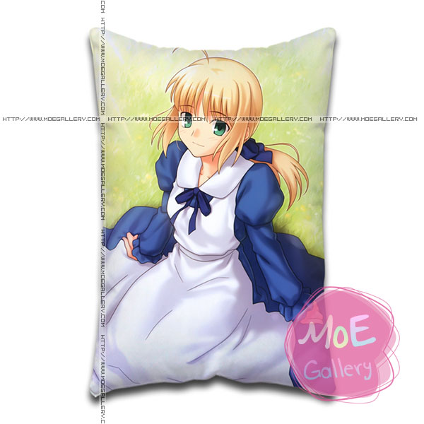 Fate Stay Night Saber Standard Pillows Covers N