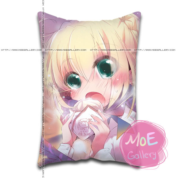 Fate Stay Night Saber Standard Pillows Covers P
