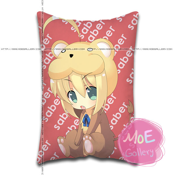 Fate Stay Night Saber Standard Pillows Covers R
