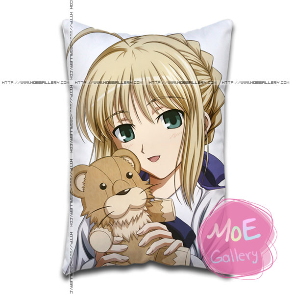 Fate Stay Night Saber Standard Pillows Covers C