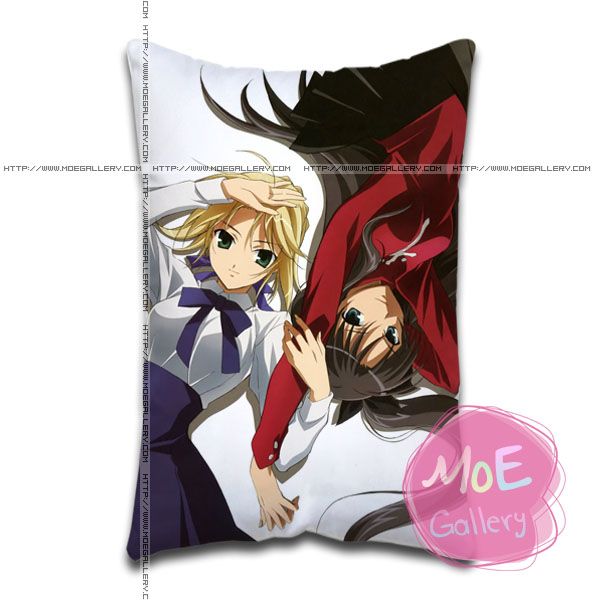 Fate Stay Night Saber Standard Pillows Covers D