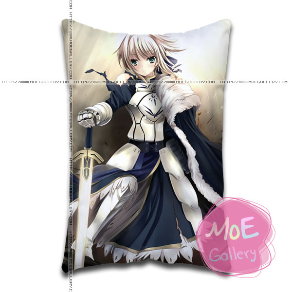 Fate Stay Night Saber Standard Pillows Covers E