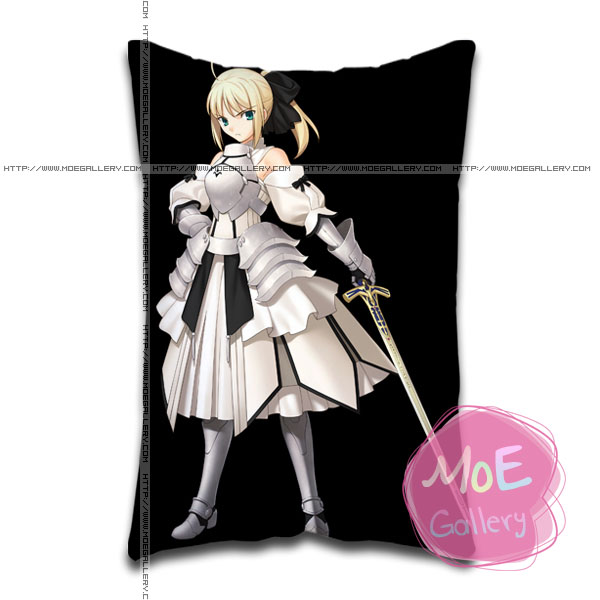 Fate Stay Night Saber Standard Pillows Covers I