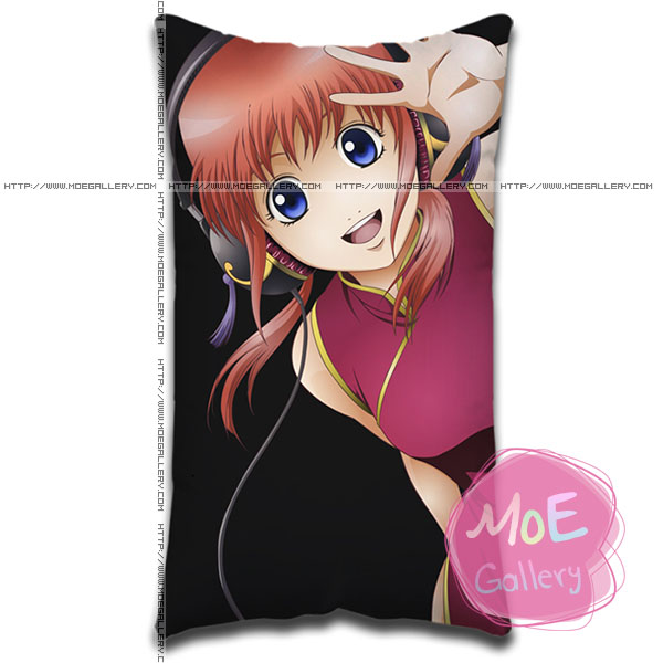 Gintama Kagura Standard Pillows Covers Style A