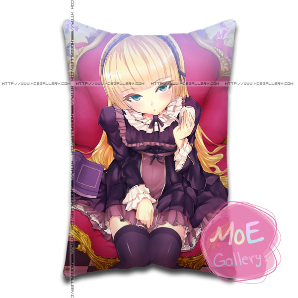 Gosick Victorique De Blois Standard Pillows Covers F