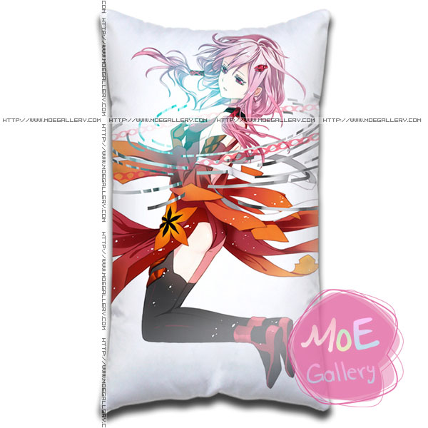 Guilty Crown Inori Yuzuriha Standard Pillows Covers Style B