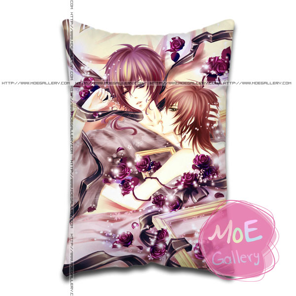 Hakuoki Anime Standard Pillows Covers