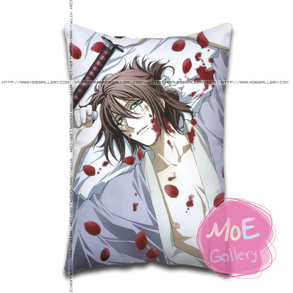 Hakuoki Soji Okita Standard Pillows Covers B
