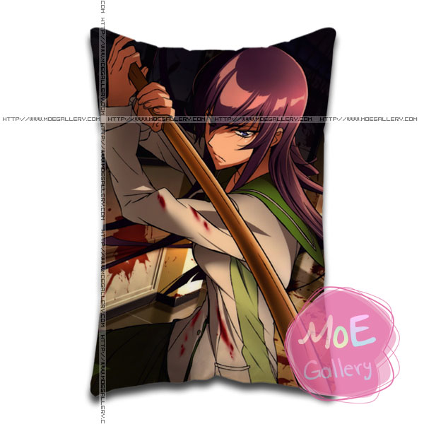 High School Of The Dead Saeko Busujima Standard Pillows Covers C