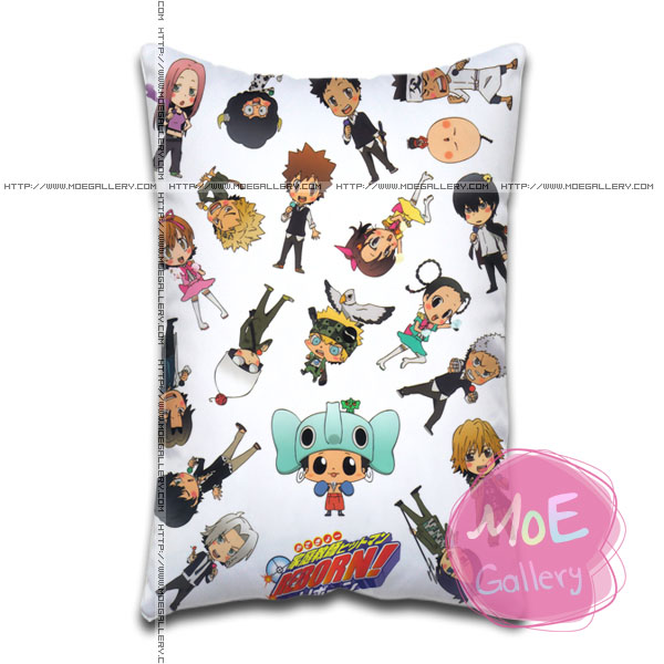 Hitman Reborn Tsunayoshi Sawada Standard Pillows Covers B