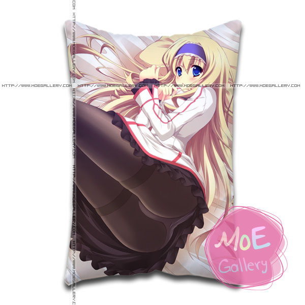 Infinite Stratos Cecilia Orcott Standard Pillows Covers A