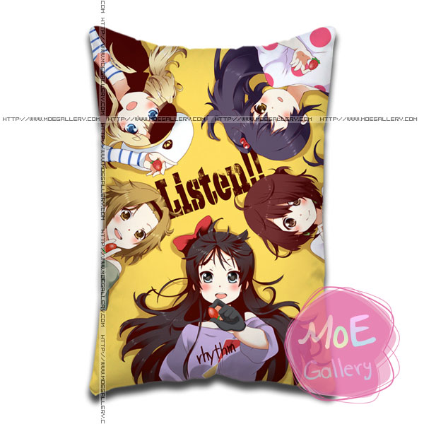 K On Mio Akiyama Standard Pillows Covers C
