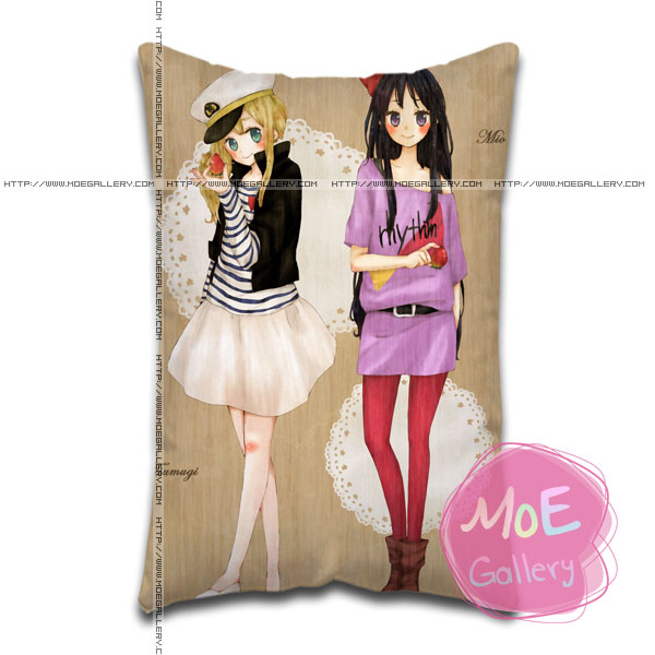 K On Mio Akiyama Standard Pillows Covers I