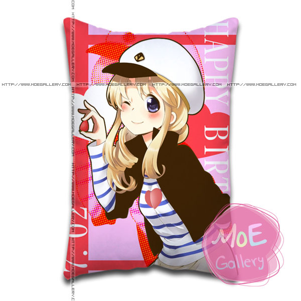 K On Tsumugi Kotobuki Standard Pillows Covers