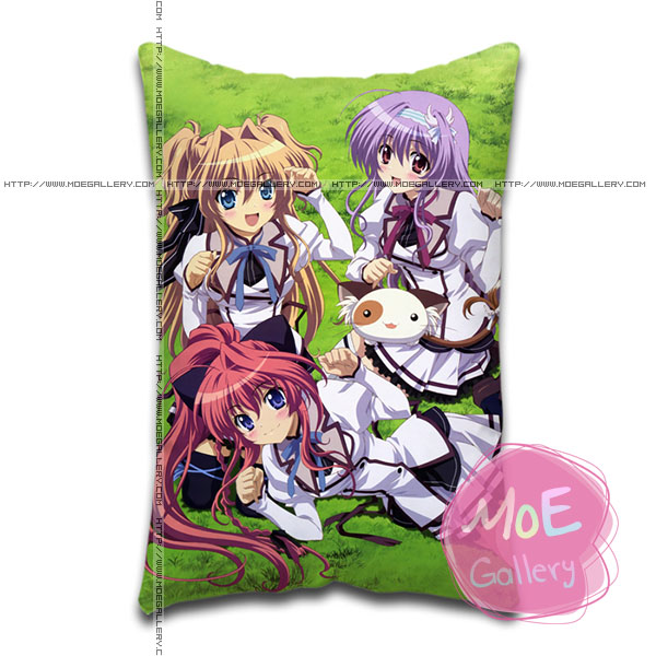 Mashiroiro Symphony Love Is Pure White Airi Sena Standard Pillows Covers A