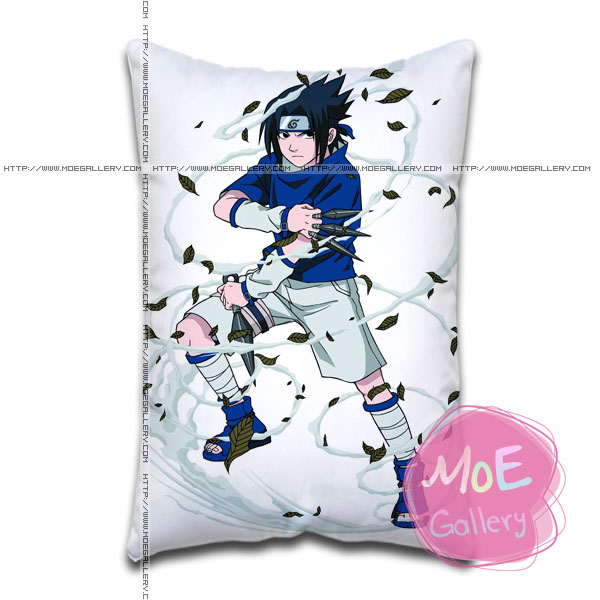 Naruto Sasuke Uchiha Standard Pillows Covers