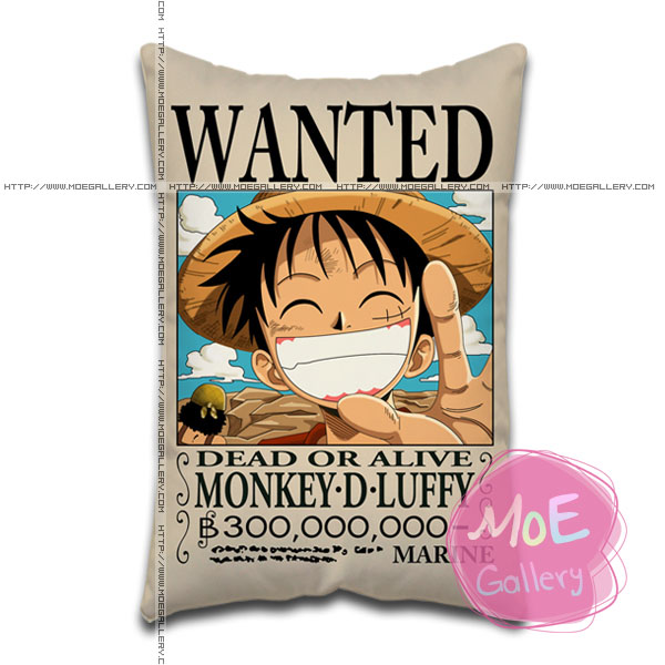 One Piece Monkey D Luffy Standard Pillows Covers
