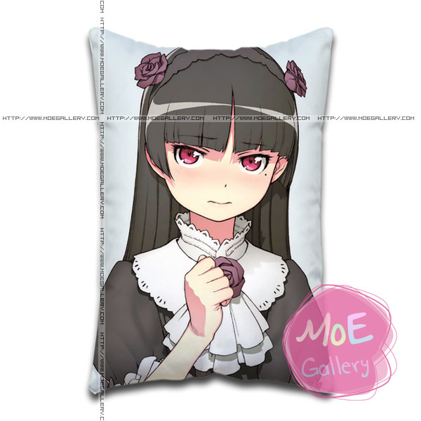Ore No Imoto Ga Konna Ni Kawaii Wake Ga Nai Ruri Goko Standard Pillows Covers E