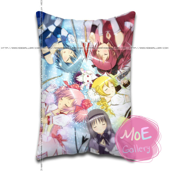 Puella Magi Madoka Magica Mami Tomoe Standard Pillows Covers F