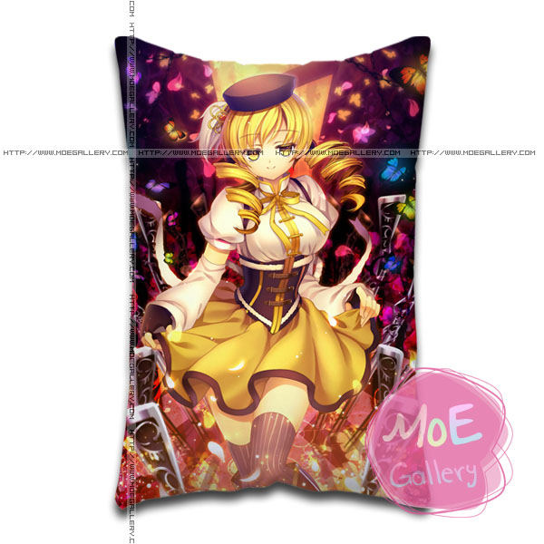 Puella Magi Madoka Magica Mami Tomoe Standard Pillows Covers G