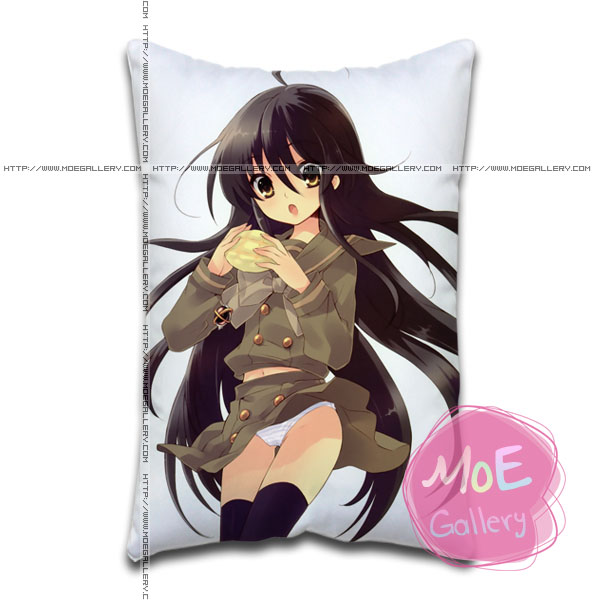 Shakugan No Shana Shana Standard Pillows Covers D