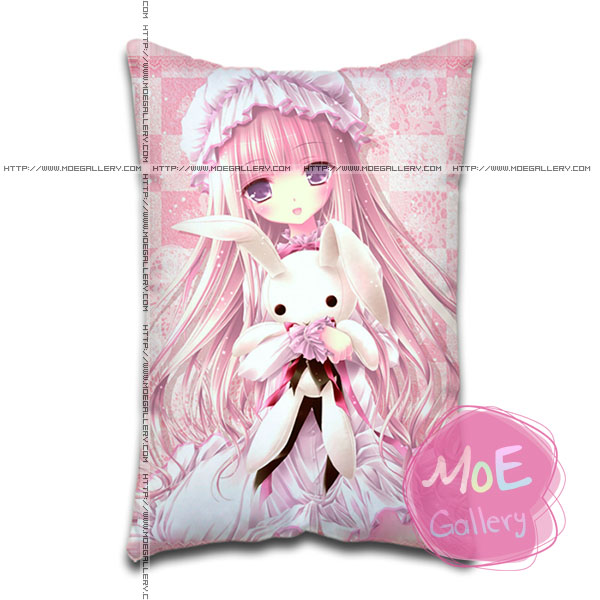 Tinkle Kawaii Girl Standard Pillows Covers A