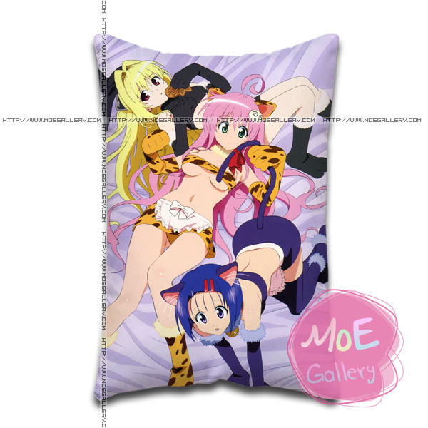 To Love Golden Darkness Standard Pillows Covers B