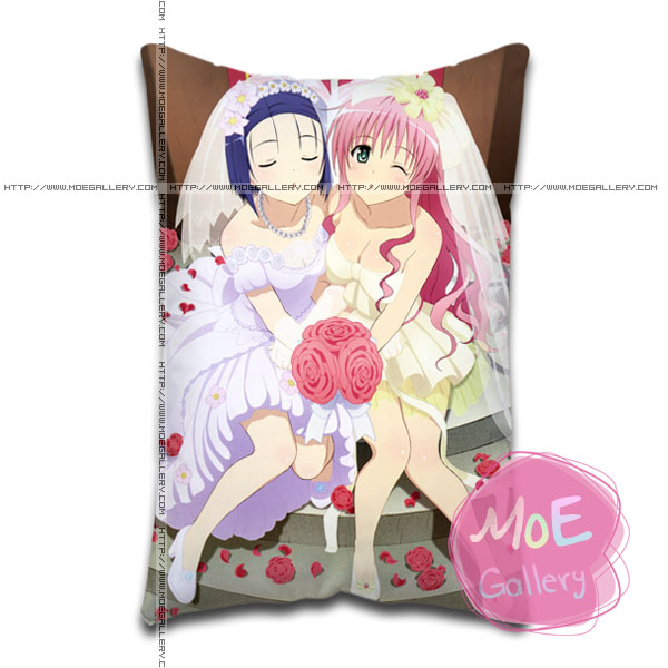 To Love Lala Satalin Deviluke Standard Pillows Covers E