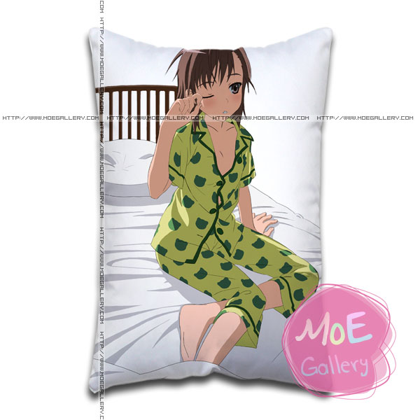 Toaru Majutsu No Index Mikoto Misaka Standard Pillows Covers A