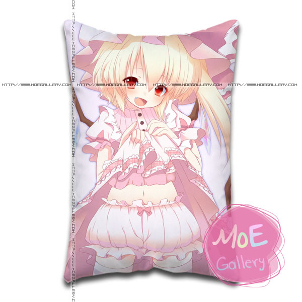 Touhou Project Flandre Scarlet Standard Pillows Covers H