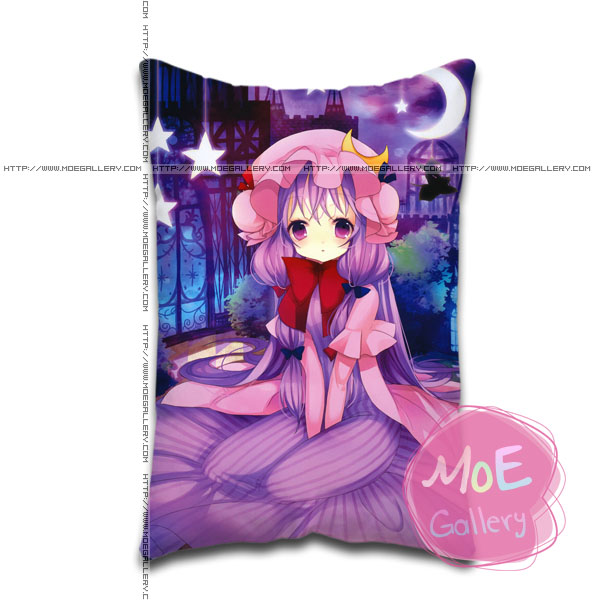 Touhou Project Patchouli Knowledge Standard Pillows Covers B