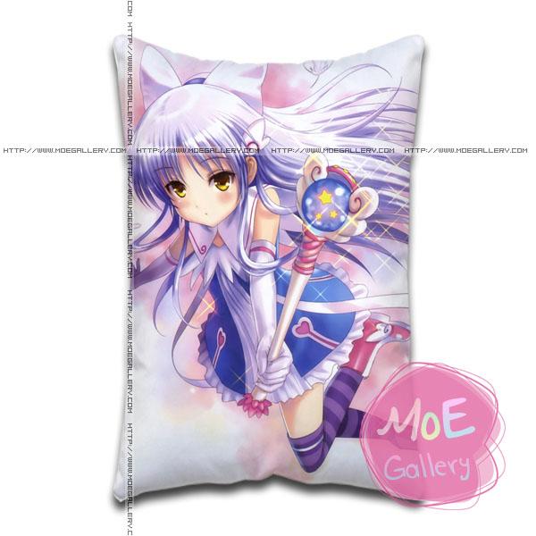 Angel Beats Kanade Tachibana Standard Pillows Covers W
