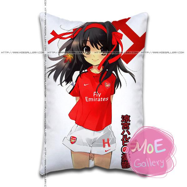 Haruhi Suzumiya Haruhi Suzumiya Standard Pillows Covers A