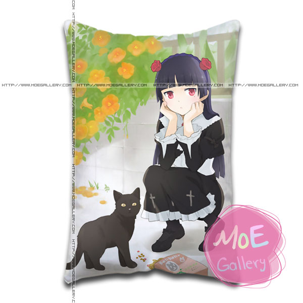 Ore No Imoto Ga Konna Ni Kawaii Wake Ga Nai Ruri Goko Standard Pillows Covers L