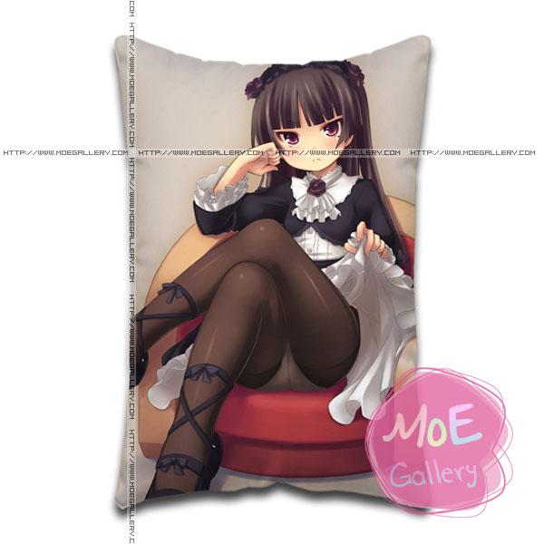 Ore No Imoto Ga Konna Ni Kawaii Wake Ga Nai Ruri Goko Standard Pillows Covers D