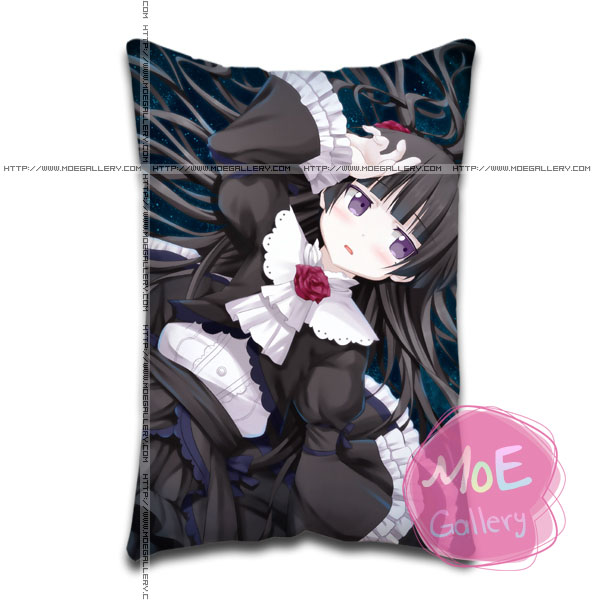 Ore No Imoto Ga Konna Ni Kawaii Wake Ga Nai Ruri Goko Standard Pillows Covers H