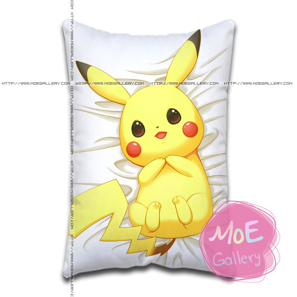 Pikachu Pikachu Standard Pillows Covers