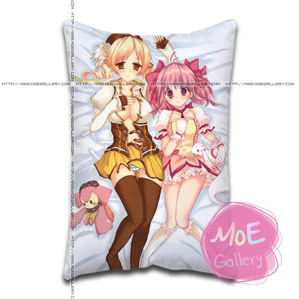 Puella Magi Madoka Magica Mami Tomoe Standard Pillows Covers I