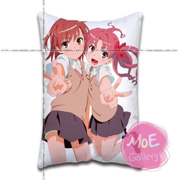 Toaru Majutsu No Index Mikoto Misaka Standard Pillows Covers L