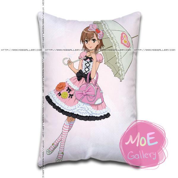 Toaru Majutsu No Index Mikoto Misaka Standard Pillows Covers N