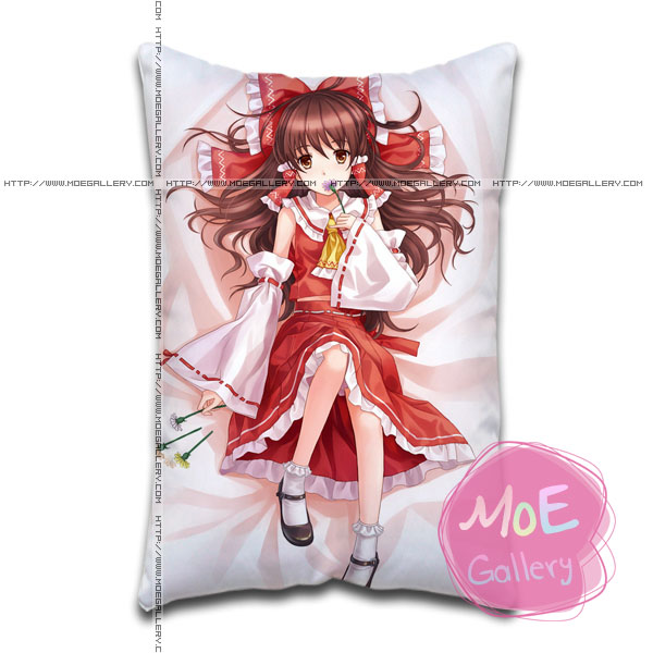 Touhou Project Reimu Hakurei Standard Pillows Covers L
